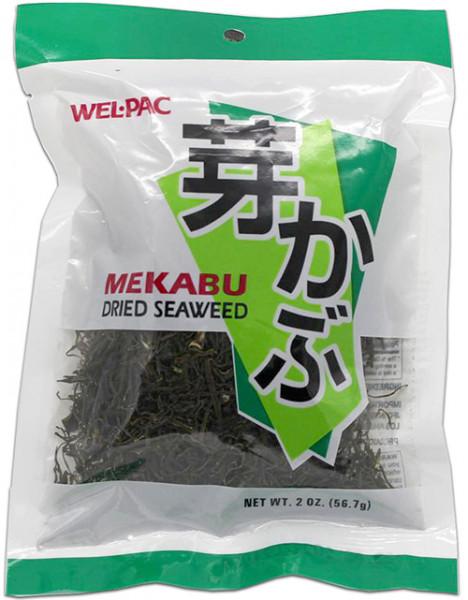 Wel-Pac Mekabu Wakame getrocknete Meeresalgen, 56,7 g