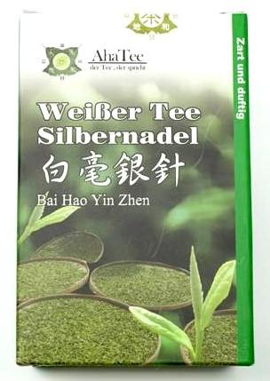 Weißer Tee Bai Hao Yin Zhen, 40 g