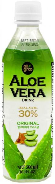 All Groo Aloe-Vera-Getränk, 500 ml