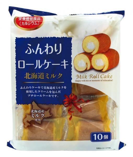 Mini Rollkuchen Milch Geschmack, 170 g