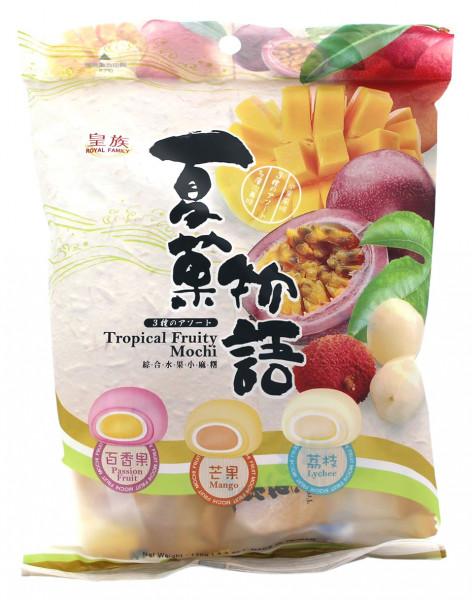 Mochi tropische Früchte, 120 g