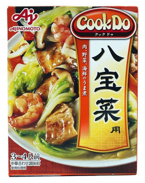 CookDo Sauce Hachihosai für Chop Suey, 110 g