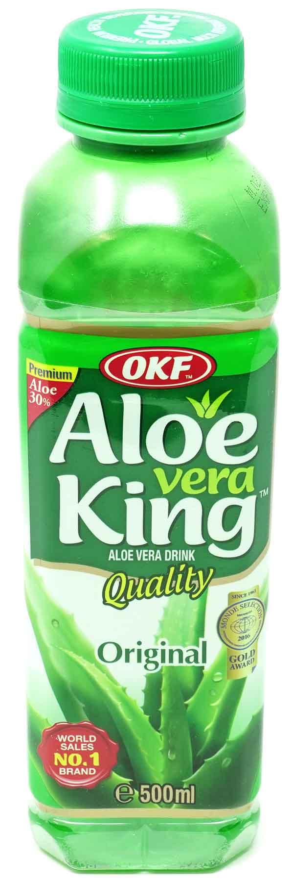 OKF Aloe Vera Getränk, 500 ml