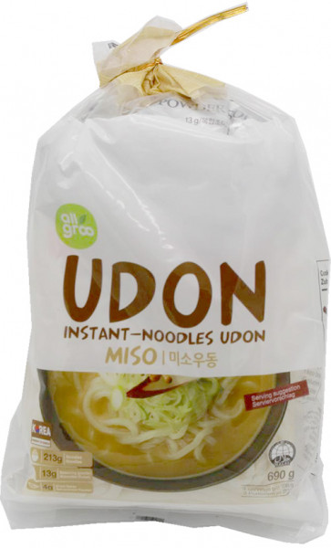 All Groo Udon Miso, 690 g