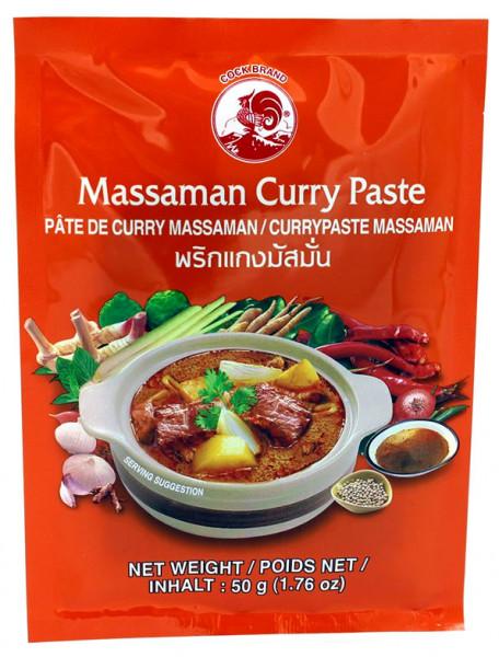 Cock Orange Currypaste Massaman, 50 g