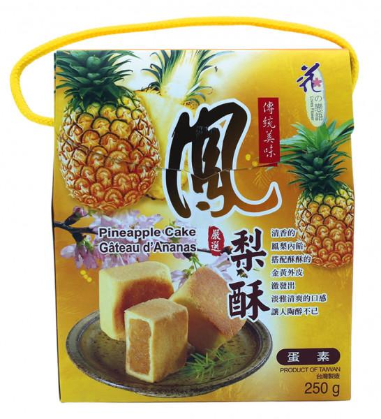Loves Flower Ananas Kuchen, 250 g