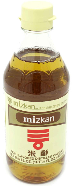 Mizkan Komesu Reis-Essig, 500 ml