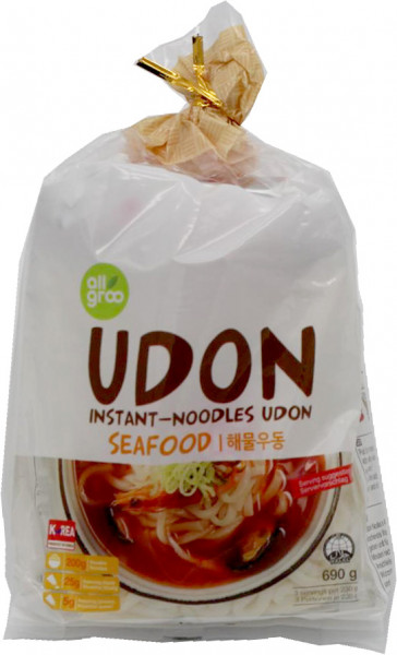 All Groo Udon Seafood, 690 g