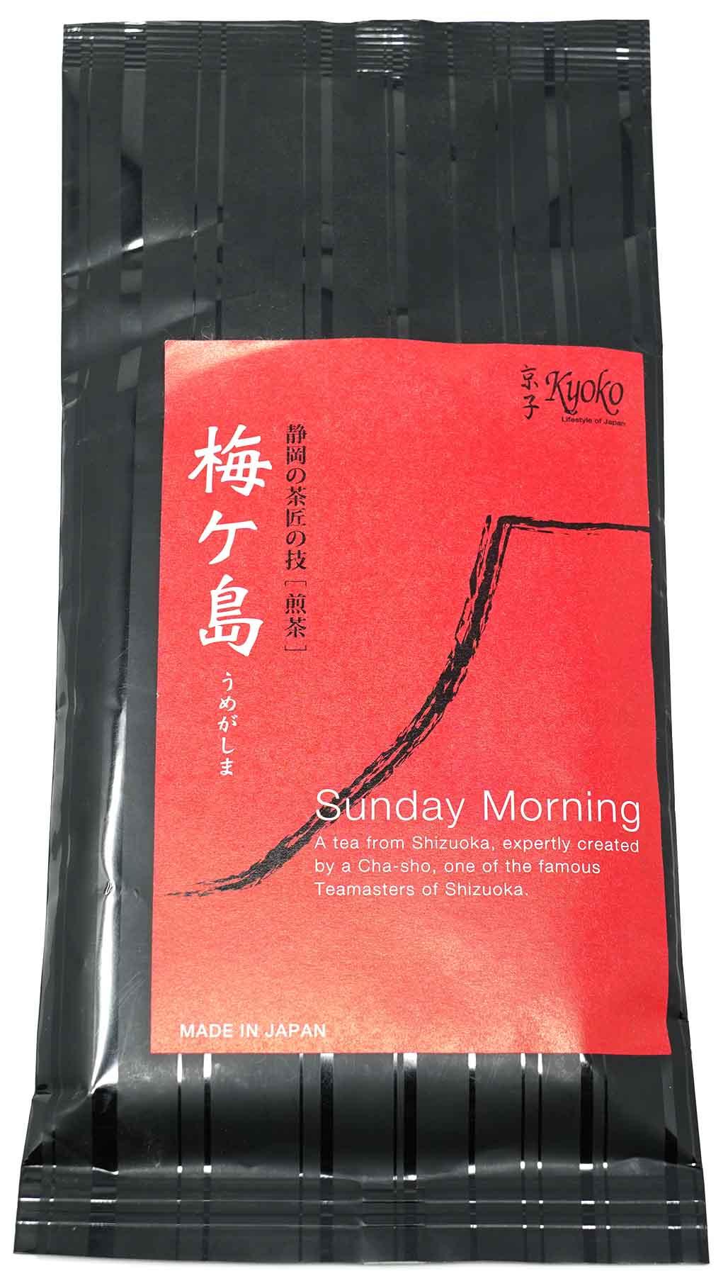Sunday Morning Sencha aus Umegashima, 100 g