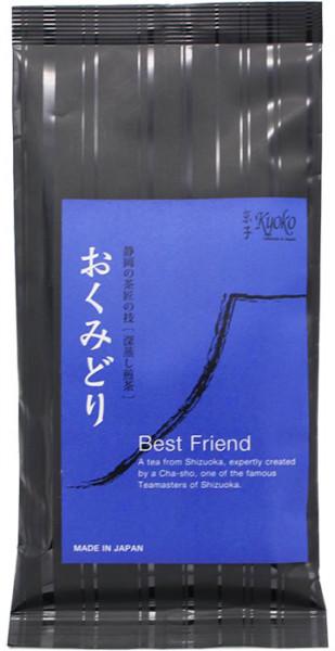 Kyoko Best Friend Oku Midori grüner Tee, 100 g