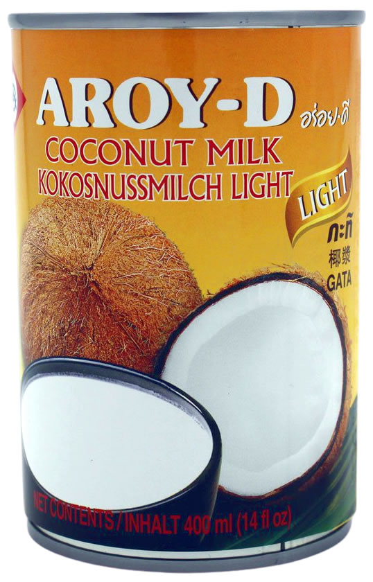 AROY-D Kokosmilch Light, 400 ml