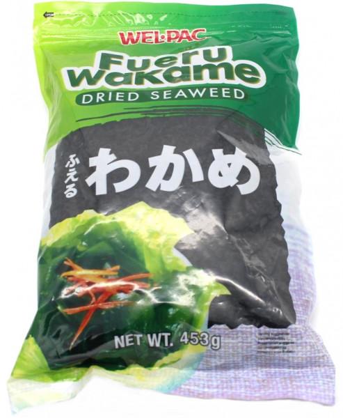 Wel-Pac Fueru Wakame getrocknete Meeresalgen, 453 g