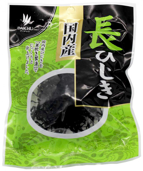 Daiju Naga Hijiki getrocknete Meeresalgen, 10 g