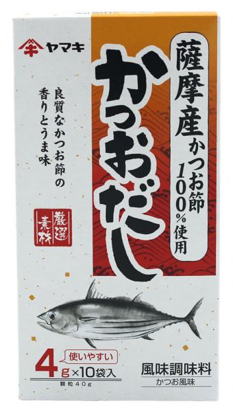Yamaki Katsuodashi, 10x 4 g