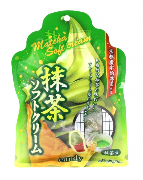 Senjaku Grüntee-Bonbon, 70 g