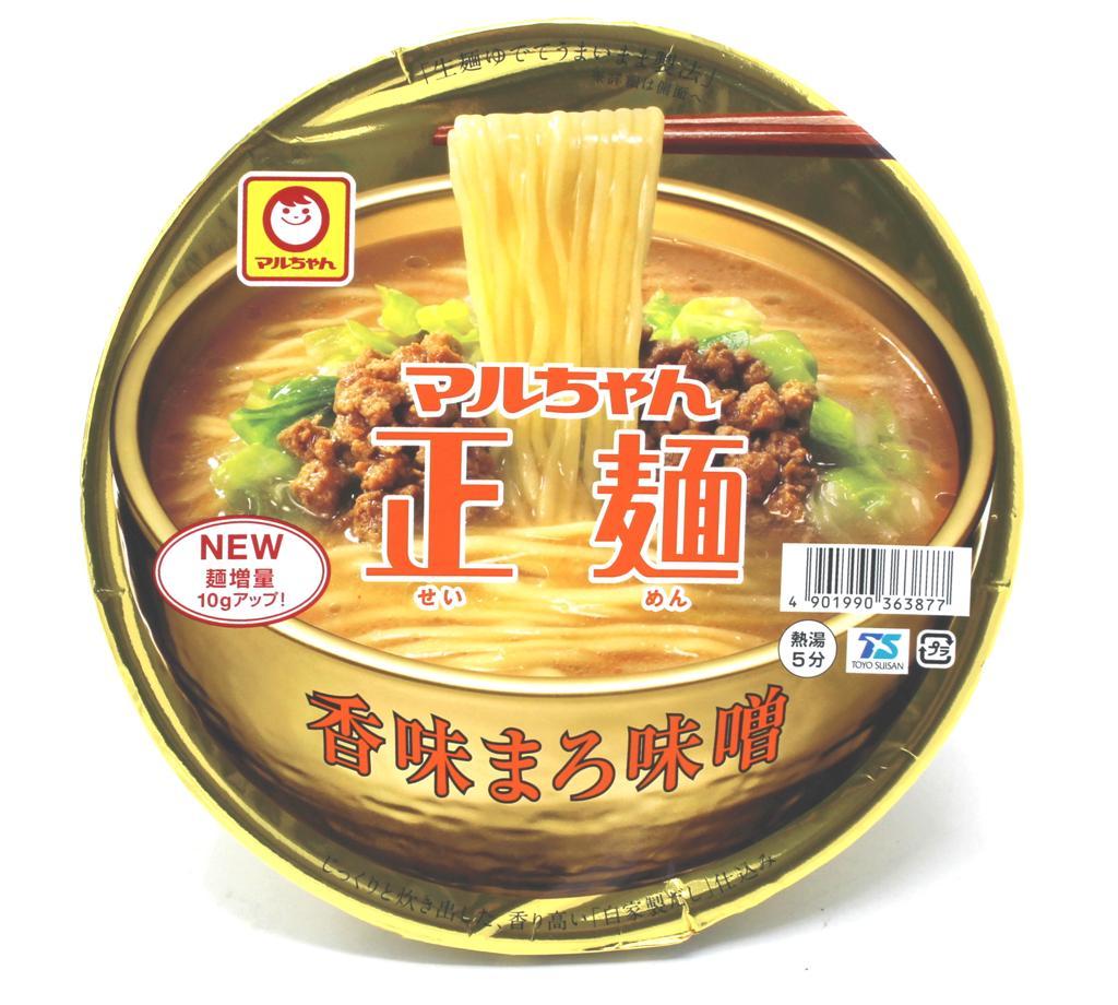 MARUCHAN Miso-Nudelsuppe, 121 g