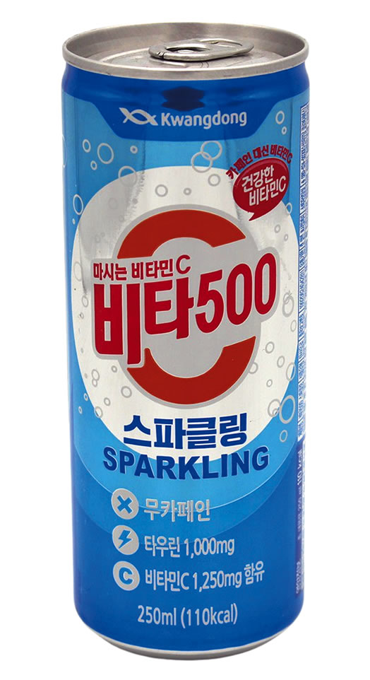 Kwangdong Sparkling Vita500, 250 ml