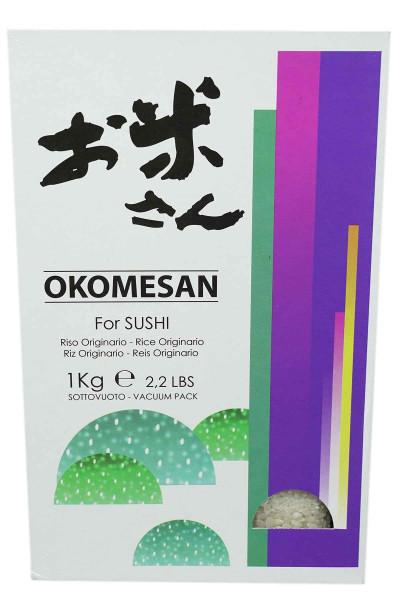 OKOMESAN Sushi-Reis, 1 kg