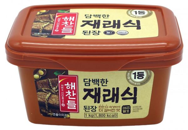 Koreanische Sojabohnenpaste, 1 kg