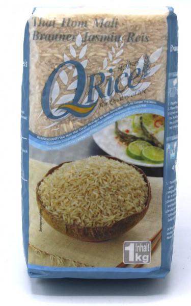 Chia Meng Q Rice brauner Jasmin-Reis, 1 kg