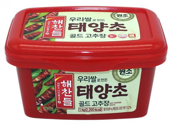 CJ Gochujang rote Chilipaste scharf, 1 kg