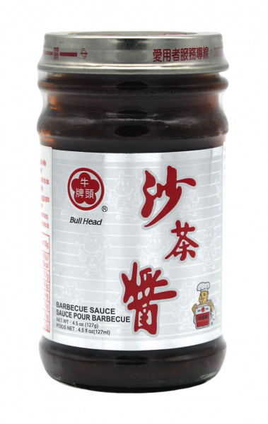 Bull Head Barbecue Sauce, 127 g