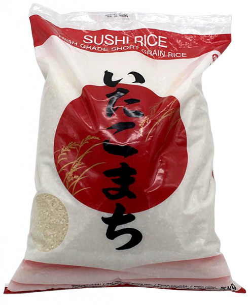 Itakomachi Premium Sushi-Reis, 5 kg