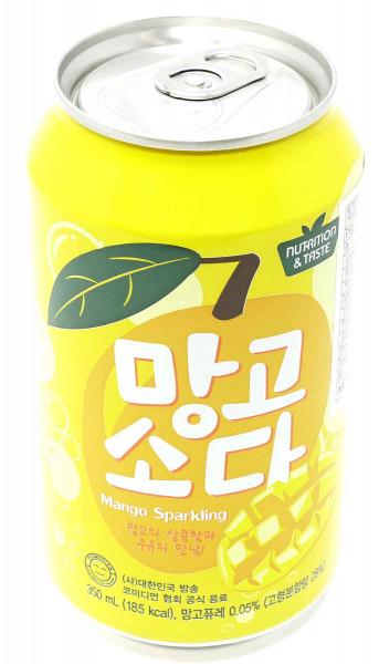 Samjin Mango-Soda, 350 ml