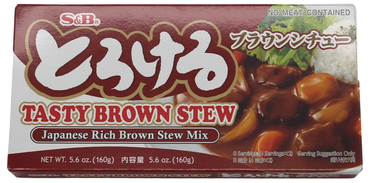 Torokeru Eintopfpaste Beef Rinderragout, 160 g