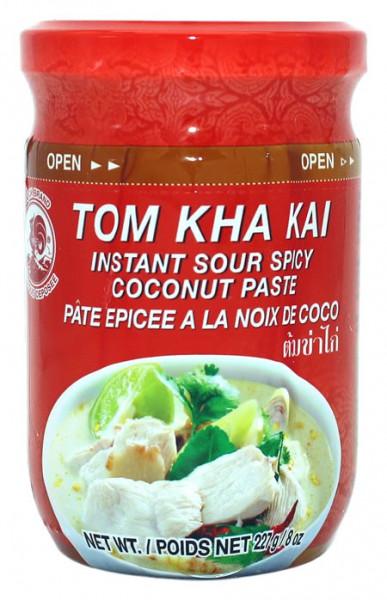 Tom Ka Kai Kokosnusspaste, 227 g