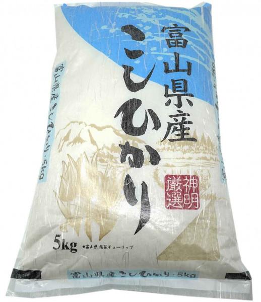 KOSHIHIKARI Reis aus Japan, 5 kg