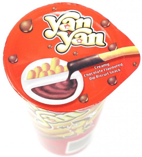 Meiji Yan Yan Chocolate, 50 g