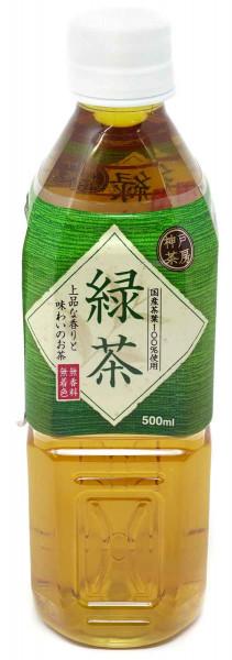 Ryoku-Cha Japanisches Grünteegetränk, 500 ml