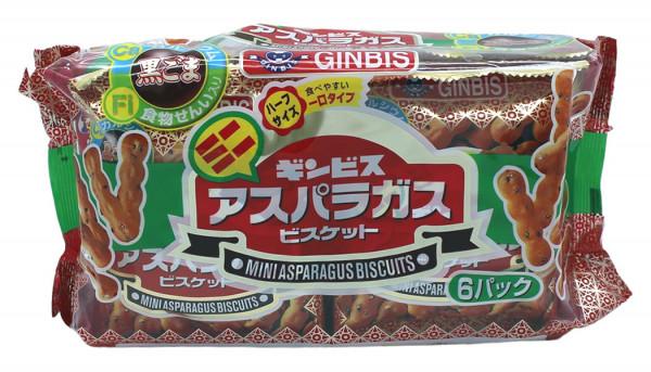 Mini Asparagus Keks, 150 g