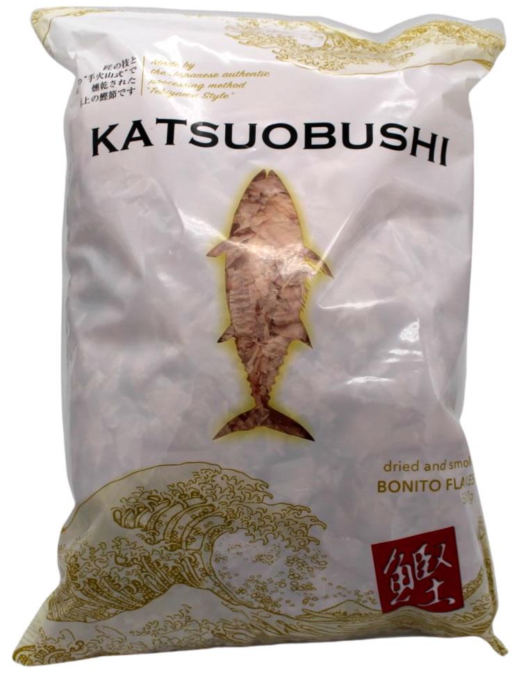 Katsuobushi Bonitoflocken, 500 g