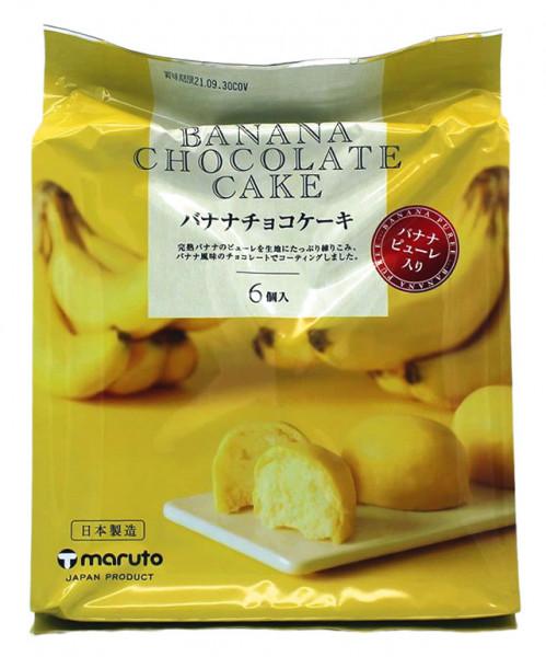 Bananen-Schokoladen Kuchen, 174 g