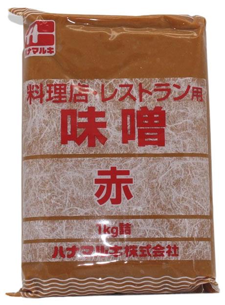 Aka Miso-Paste aus fermentierten Sojabohnen, 1 kg
