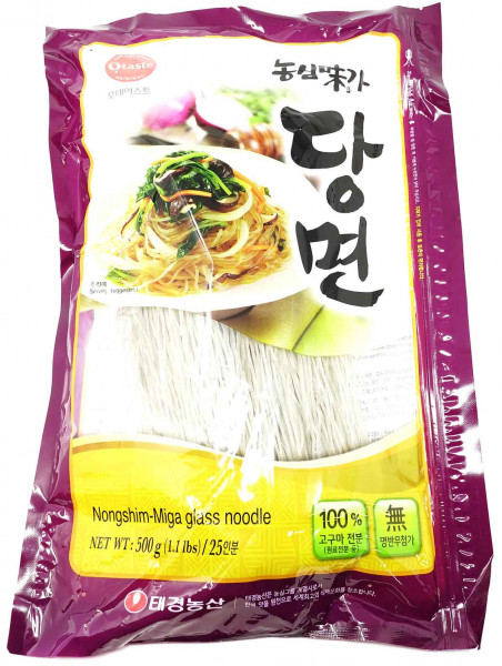 Nongshim-Miga Glasnudeln, 500 g