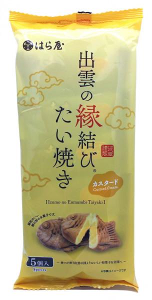 Haraya Taiyaki Vanillepudding, 150 g