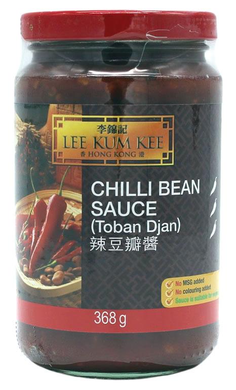 Lee Kum Kee Chili-Bohnen-Sauce, 365 g