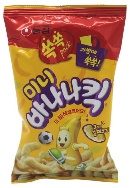 Nongshim Cracker Bananen-Geschmack, 50 g