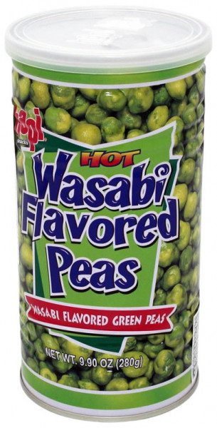 HAPI Erbsensnack mit Wasabi, 280 g