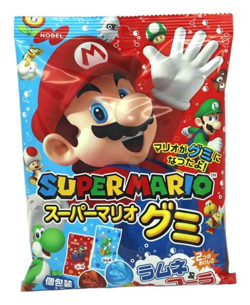 NOBEL Super Mario Fruchtgummi, 90 g