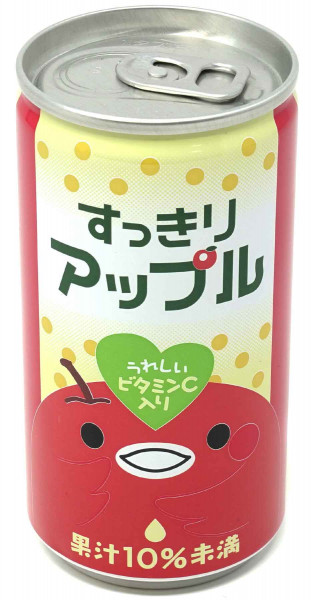 TOMINAGA Sukkiri Apfel, 350 ml