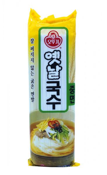 Ottogi Koreanische Weizennudeln, 500 g