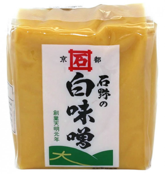 Miso ishino saikyo Sojabohnenpaste, 500 g