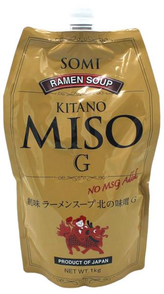 Suppenkonzentrat Miso-Geschmack für Ramen-Nudeln, 1 kg