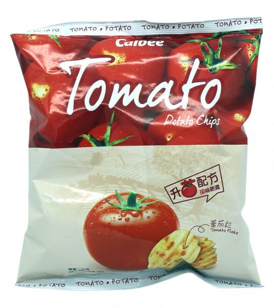 Calbee Kartoffelchips Tomaten Geschmack, 55 g