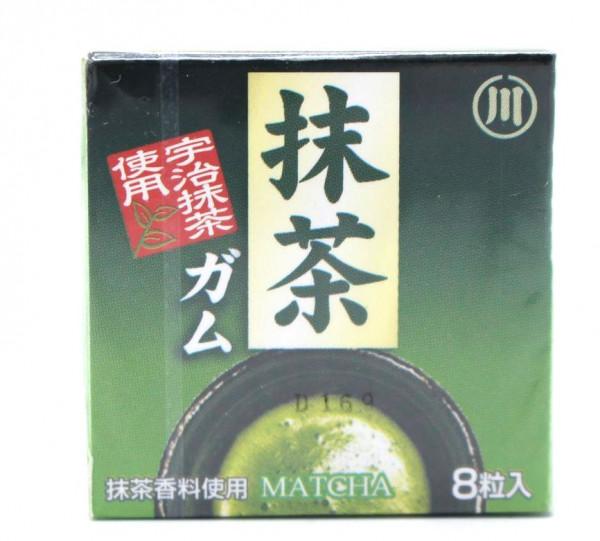 Marukawa Matcha Kaugummi, 11 g