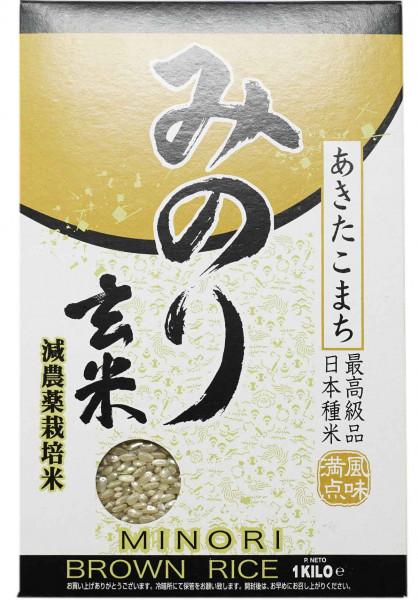 Minori Brauner Reis, 1 kg